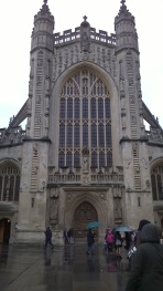 The Bath Cathedral